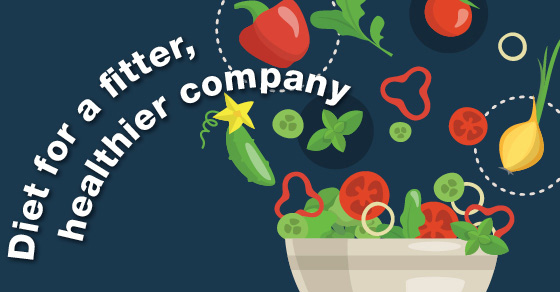 Healthier company